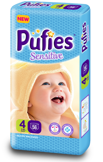 Pufies Sensitive