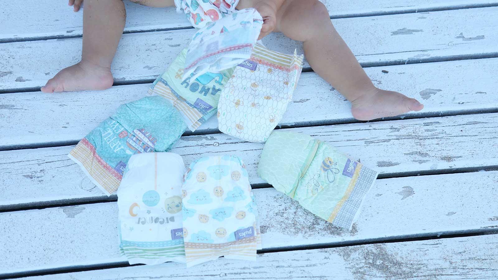 Pufies Baby Art + Dry